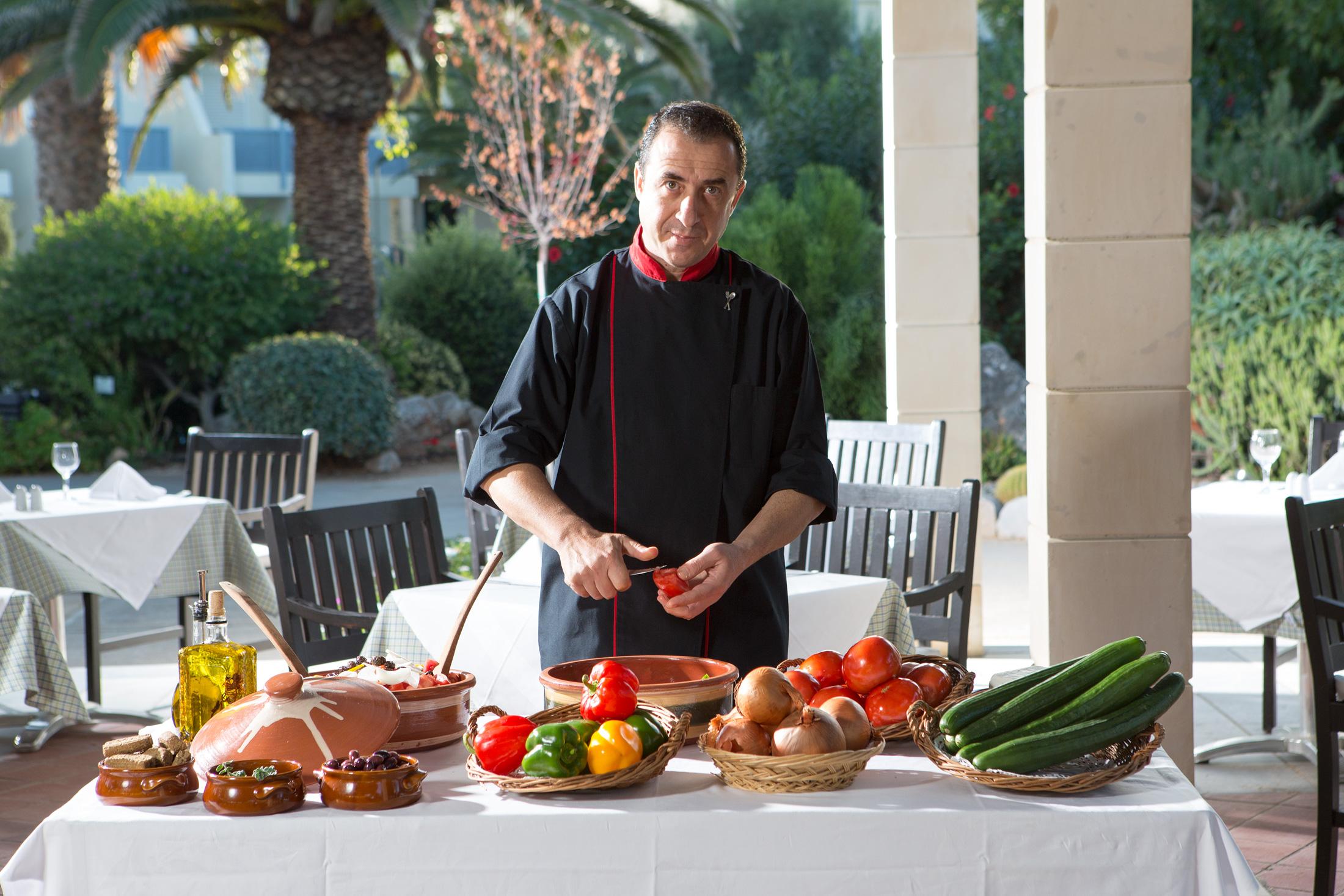 CMP-Chef de cuisine