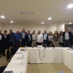 Kick-off Training auf Kreta