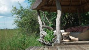 Nachhaltige Lodge im KaZa-Gebiet